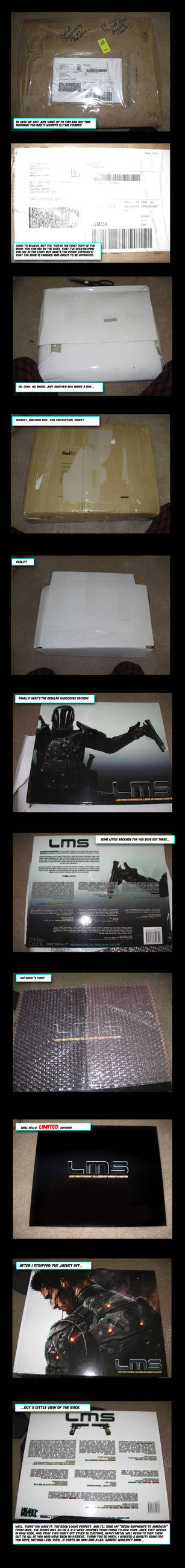 LMS HAS ARRIVED -