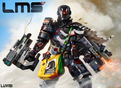 LMS - Comic Con 2013 -