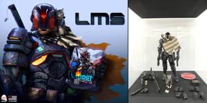 LMS - THREEZERO BOX FIGURE
