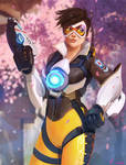 TRACER - 21 Days of Overwatch