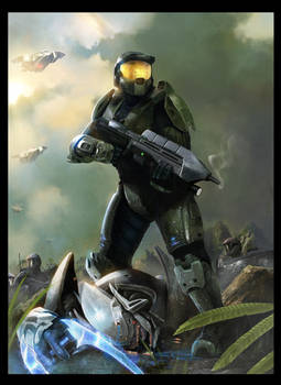 Halo, Master Chief -