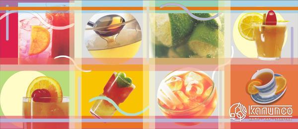 calipso menu cover by ellymarinova