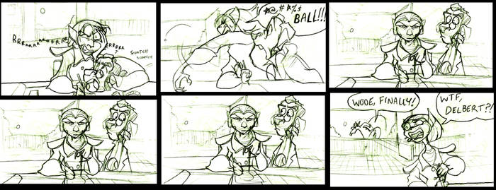 Balls are Srs Business