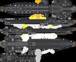 Fenrir Class Cruiser