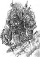 abaddon the despoiler by DeVmarine