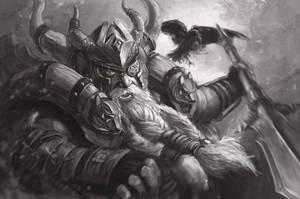 Gungnir's Might by DeVmarine