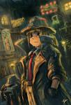 Underground detectives