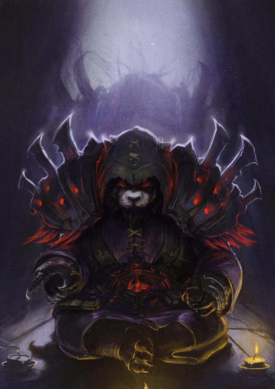 Pandaren Shadow Priest