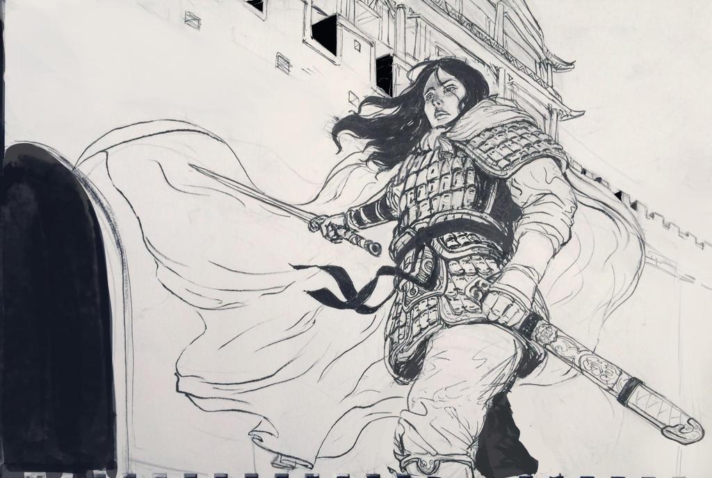 Mulann by DeVmarine