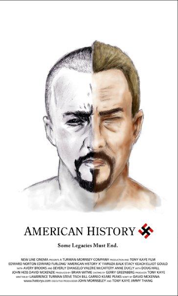 American History X Poster by jimdohg on deviantART