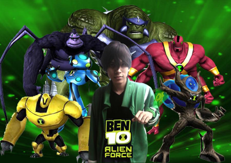 Ben 10 by JuanPainSama