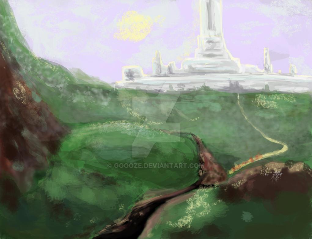 Landscape #2 by Goooze