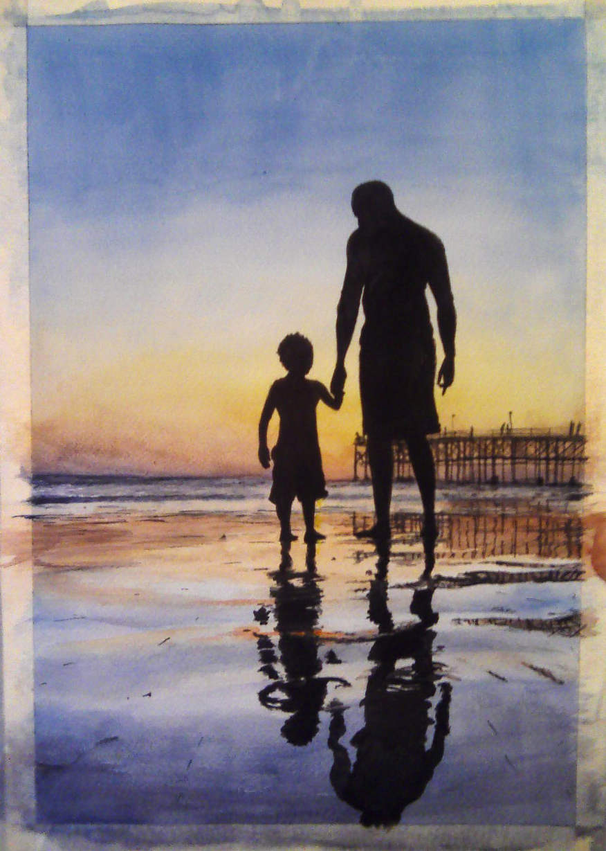 Father son by vidk000 father son by vidk000