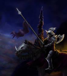 Dark Commander by merbel