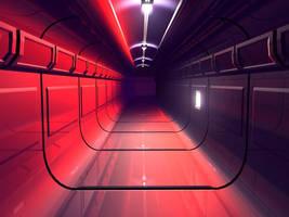 Corridor - 2004 by merbel