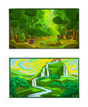 Studies for Gameproject