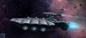 Starship Concept II