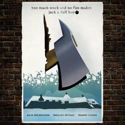 12 Days Movie Challenge   Day 4: Minimalist Poster