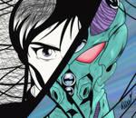 Guyver: Bio-booster Armor ( Salvation ) by SuuSlimeGirl