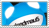 deadmau5 stamp by AllTimeScream