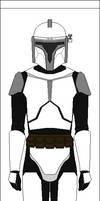 Mando Clone Lieutenant