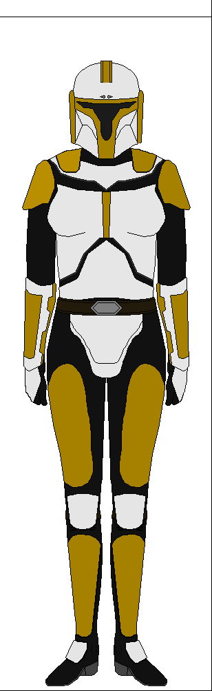 from Forrest nude female clone troopers