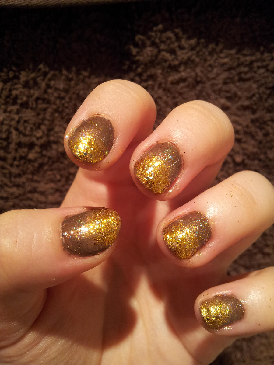 31 day Challenge: Day 17 Glitter by riorval