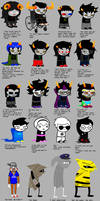 homestuck according to ex by SpiffyRock21