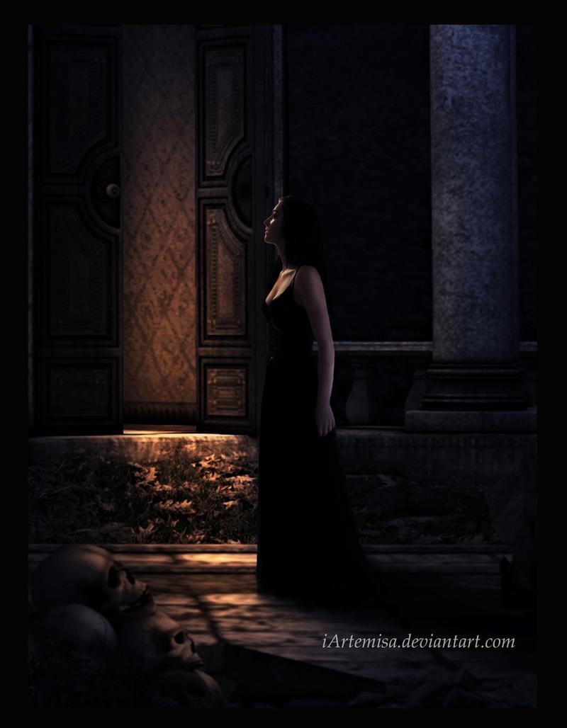 Luz misteriosa by iArtemisa