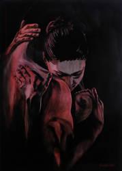 Embrace by BettaArtusiArt