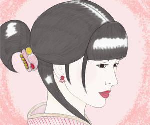 1MC - New Look - Yukiko by bonusparts