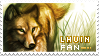 Lhuin-zowolf fan stamp by Zillastamps