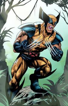 Wolverine by Robert Marzullo
