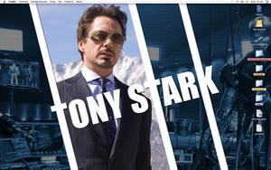Tony Stark by xel-