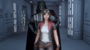 Dr Aphra and Darth Vader II