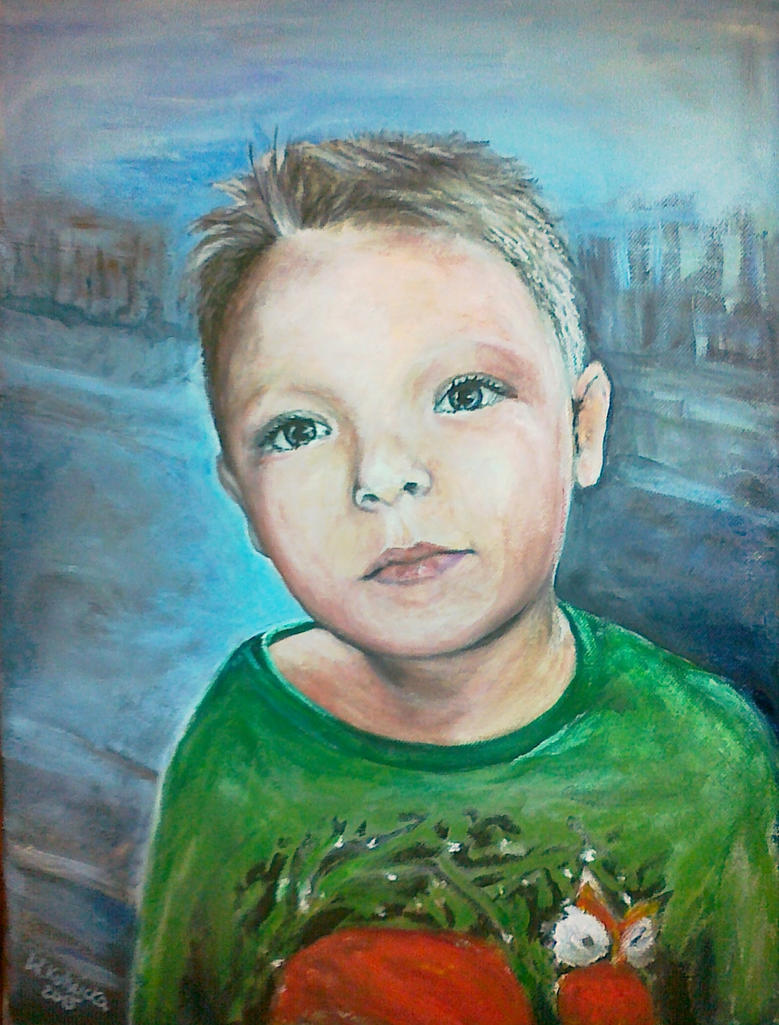 Boy by Kotwinka