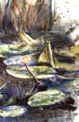 Pond by Kotwinka
