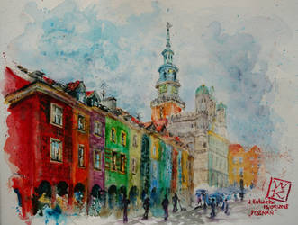 Poznan Poland by Kotwinka