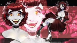 [OPEN] Cherry vampire Adopt by Ironpun