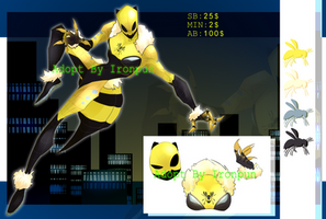 [ADOPT   OPEN] waspman adopt [spiderman   MARVEL] by Ironpun