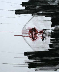 Bleeding nose by DaffodilLament