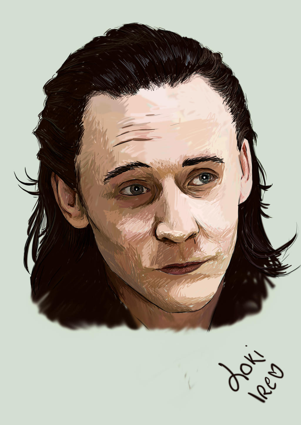 Loki_Tom Hiddleston by pizzaplanet