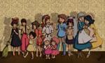Miyazaki's Girl