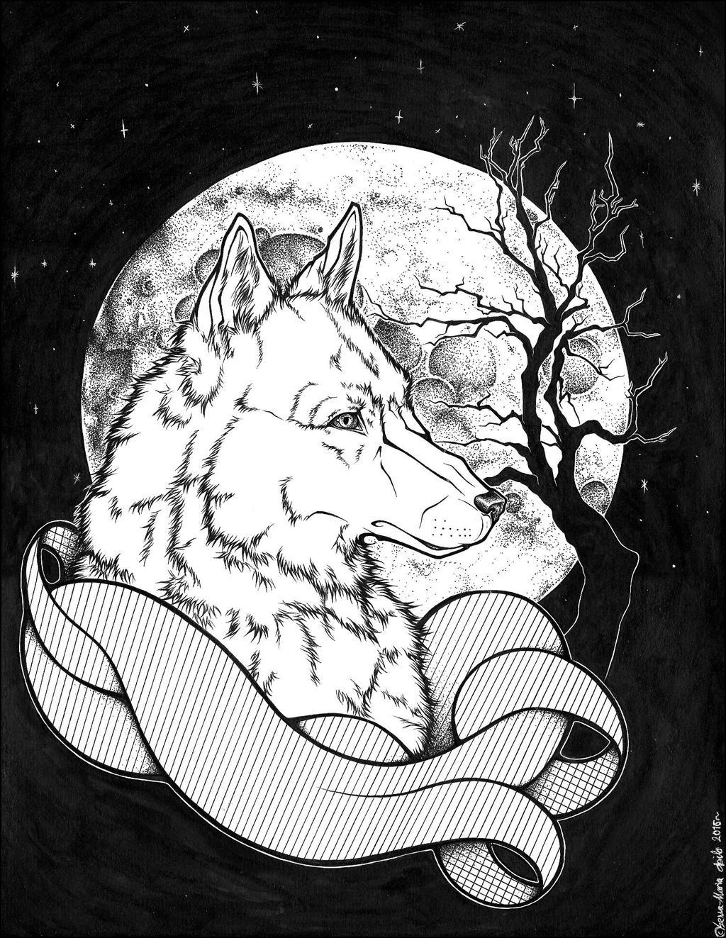 Moonlight by Starkku