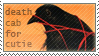 Death Cab For Cutie Stamp by IgnisAlatus