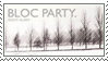 Bloc Party Stamp by IgnisAlatus