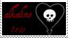 Alkaline Trio Stamp by IgnisAlatus