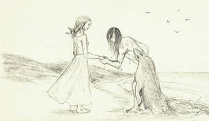 The Maiden and her Selkie