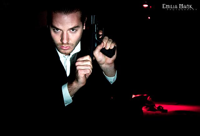 33. Hi, Mr. Bond by emilka1258