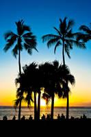 Waikiki Beach by palina32